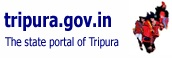 Click here to view State Portal of Tripura